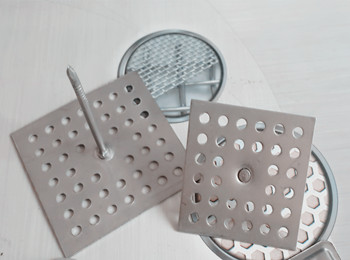 Perforated Insulation Hangers