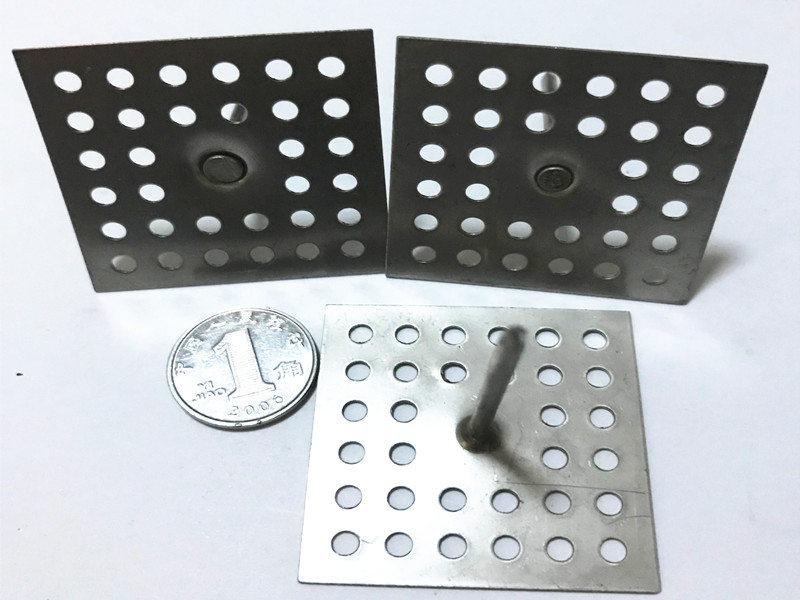 40mmSS Perforated Insulation Pins
